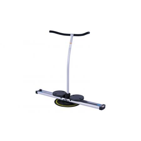 Тренажер Circle Glide HT-68 (металл,пластик,пенорезина, р-р 113x38x97см, вес польз. до 100кг)