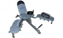 Тренажер для растяжки ног AX3001 LEG STRETCHER (металл, PVC, р-р 150x205x70см)