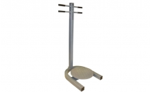 Тренажер Twister Total Fitness TLFN-TGE1002 (металл, р-р 50x127x70см)