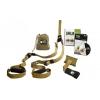 TRX Петли подвесные тренировочные PACK FORCE T2 FI-3724-H (функц.петли, сумка, хаки)