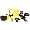 TRX Петли подвесные тренировочные PRO PACK P3 HOME FI-3726-05 (функц.петли,двер. креп,черный-желтый)