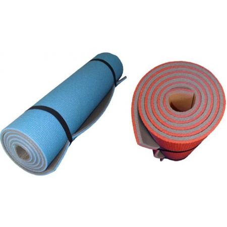 Туристически коврик Verdani Альпинист (двуцвет, двустороннее рифление) 12 мм, 60 x 180 см