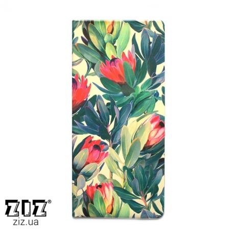 Туристический конверт органайзер Цветы, ZIZ-12181