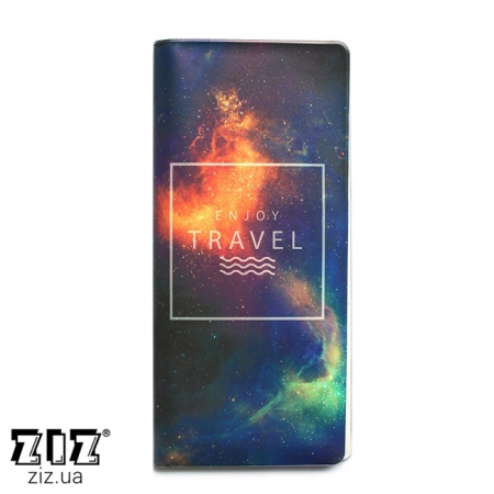 Туристический конверт органайзер Космос, ZIZ-12188