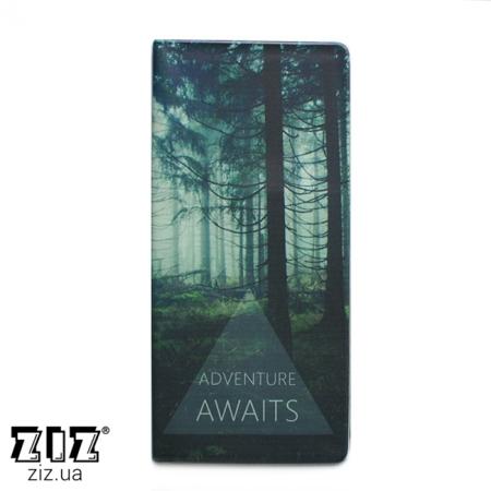 Туристический конверт органайзер Лес, ZIZ-12186