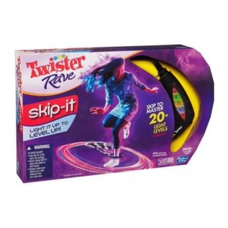 Twister rave skip-it (Твистер Рейв Скип ит) Hasbro