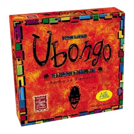 Убонго - Настольная игра