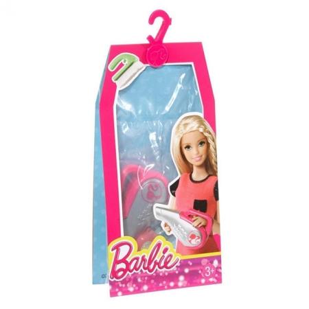 Уборка, мини-набор аксессуаров, серия Веселая игра. Barbie. Mattel, Уборка, CFB50-2