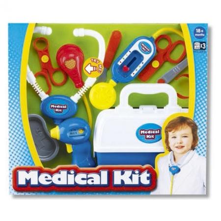 Юный доктор, игровой набор средний, Keenway K30575