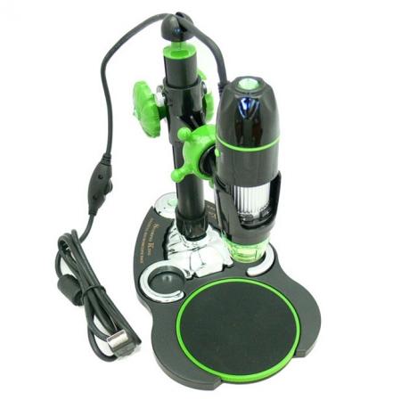 USB микроскоп SIGETA QX500 (5x-500x 2.0 Mpx), 65008