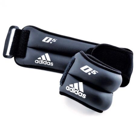 Утяжелители Adidas для рук и ног 2 x 0,5 кг, ADWT-12227