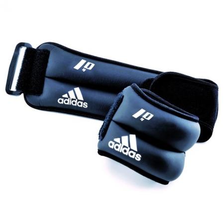 Утяжелители Adidas для рук и ног 2 x 1,0 кг, ADWT-12228