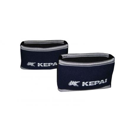 Утяжелители-браслеты Нейлон KEPAI KL-2607 (2 x 0,5кг) (верх-NY, наполнитель-металлические шарики)