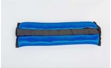 Утяжелители-манжеты Полиэстер TA-0021P-2,5 (2 x 1,25кг) (верх-PL, наполнитель-песок)