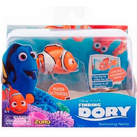В поисках Дори. Интерактивная рыба-клоун Nemo (Немо). Zuru, 25138-1