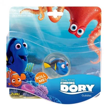 В поисках Дори. Мяч с рыбой-хирургом Dory (Дори). Zuru, 25218-2