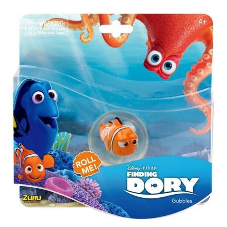 В поисках Дори. Мяч с рыбой-клоуном Marlin (Марлин). Zuru, 25218-3