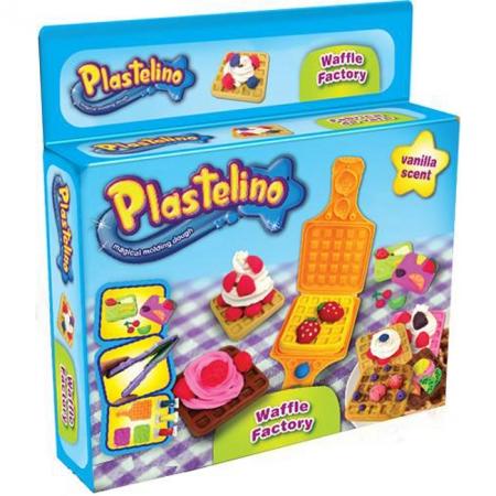 Вафельница, набор для лепки, Plastelino, NOR2663