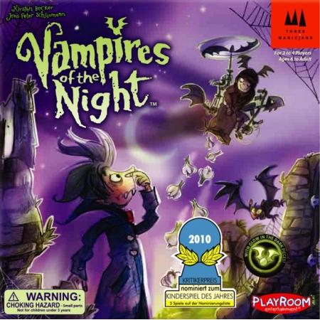 Vampire der Nacht (Ночь вампира) - Настольная игра