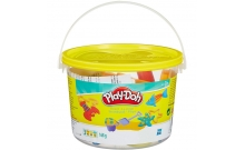 Ведерко пластилина с формочками Море, Play-Doh, 23414-4