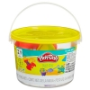 Ведерко пластилина с формочками Море, Play-Doh, 23414186-4