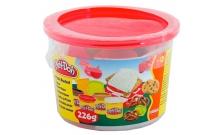Ведерко пластилина с формочками Пикник, Play-Doh, 23412 (23414-1)