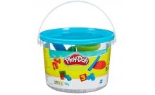 Ведерко пластилина с формочками Считалочка, Play-Doh, 23414-3