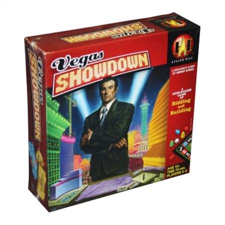 Vegas Showdown - Настольная игра