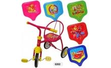 Велосипед 3-х колесный 0202