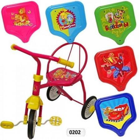 Велосипед 3-х колесный 0202 Малятко