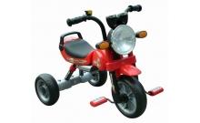 Велосипед 3-колесный, красный, TCV T300 R-S