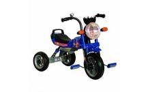 Велосипед 3-колесный, синий, TCV T300 B-S