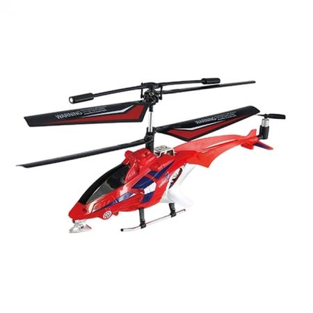 Вертолет на ИК управлении - GRAVITY-Z управление движением (красный, 20 см, 3-канальний, с гироскопом), Auldey YW858230