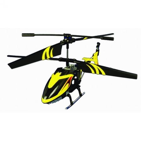 Вертолет на ИК управлении - LIGHTENING FALCON (желтый, 20 см, 3-канальный, с гироскопом), Auldey YW858110G