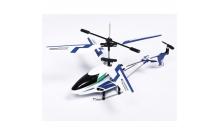 Вертолет на ИК управлении - STORM EAGLE (белый, 20 см, с гироскопом, 3-канальный), Auldey YW858130