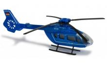 Вертолет полицейский Airbus H145, 13 см, Majorette, 205 3130-4