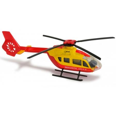 Вертолет службы гражданской безопасности Airbus H145, 13 см, Majorette, 205 3130-5