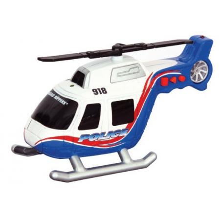 Вертолет со светом и звуком 13 см, Серии Road Rippers, Toy State, 34512