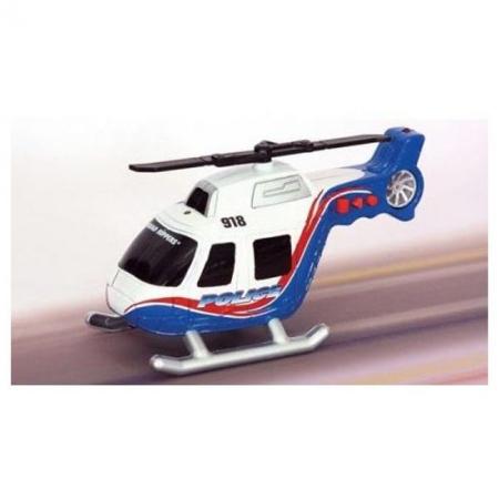 Вертолет, Спасательная техника со светом и звуком Road Rippers 13см. Toy State, вертолет, 34511-5