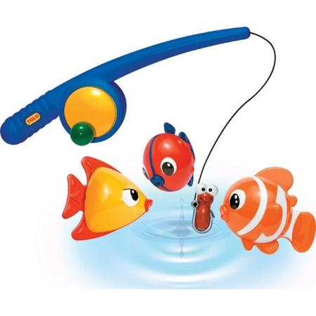 Веселая рыбалка, набор для ванной, Tolo, 89536