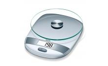 Весы кухонные электронные Beurer KS 31 Silver