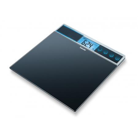 Весы напольные электронные Beurer GS 39 SPEAKING