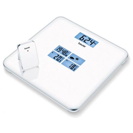 Весы напольные электронные Beurer GS 80