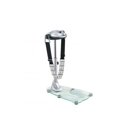 Вибромассажер SOLEX BM-1200GHX-C (металл,р-р 80x58x135см,вес польз.до 100кг,6-ремней,метал.подошва)
