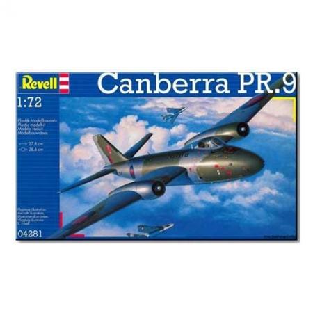 Высотный самолет-разведчик (1955г. Великобритания) BAC Canberra PR.9, 1:72, Revell (04281)