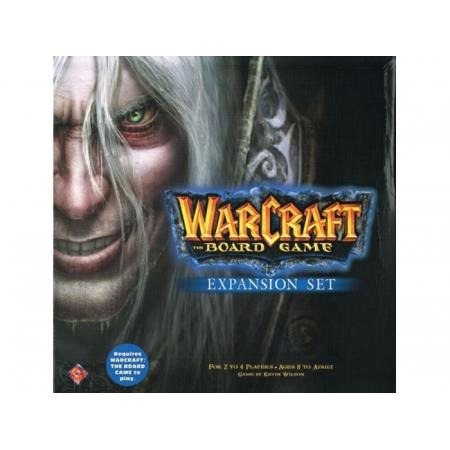 WarCraft: The Board Game Expansion Set - Настольная игра