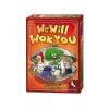We will Wok you! - Настольная игра