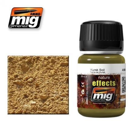 Weathering эффект Ammo A.MIG-1400 Kursk Soil