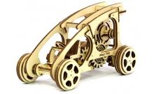 Wood Trick Багі - Механічна модель-конструктор з дерева