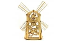 Wood Trick Млин - Механічна модель-конструктор з дерева